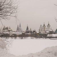 Измайловский кремль. :: Галина Бехметьева