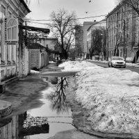Весна на улице Ганны :: Ирина Сивовол