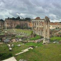 Forum Romano, Rome :: Konstantin Rohn