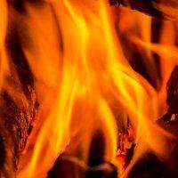 Пламя :: Роман