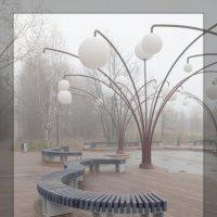 утренний туман :: Николай Филимонов