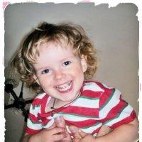 Нет в мире ничего милей улыбки наших малышей ! :: Валентина ツ ღ✿ღ