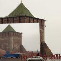 небольшая фото-манипуляция))) :: Алексей Медведев