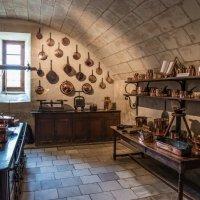 Кухня замка Шенонсо (Chenonceaux) :: Георгий