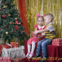 Подарки от Дедушки Мороза :: Оксана Задвинская