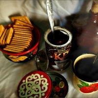 Кофе в походе. С микояновскими леденцами и рижским бальзамом :: Кай-8 (Ярослав) Забелин