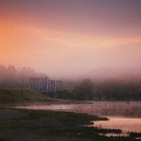 Сиреневый туман :: Татьяна Афиногенова