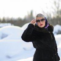 Девушка в очках :: Татьяна Вобликова