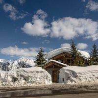 Весна в Альпах :: Наталья Левина