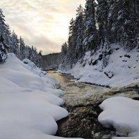 Зимушка-зима, нескончаемая... :: Юстас Еркко-Balnanosis