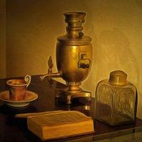 И чашку  чая крепкого с утра.... :: Tatiana Markova