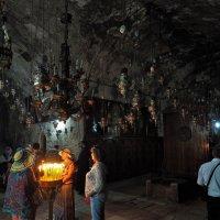 В храме (Иерусалим) :: Leonid Voropaev