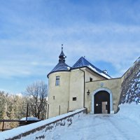 Вход в замок Штернберг. :: ИРЭН@ .
