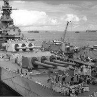 "Battleship USS ""Iowa"" 28.12.1944. :: Александр"