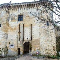 королевская ворота г. Лошь (Porte Royale de Loches) :: Георгий