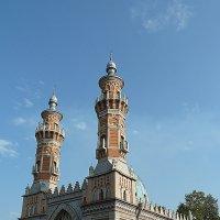 Суннитская мечеть во Владикавказе. :: константин