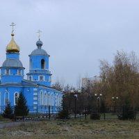 Церковь Сретения Господня :: Михаил Пахомов