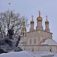 Над святой землёй – благодать!.. :: vkosin2012 Косинова Валентина