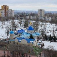 Белгород. Церковь Иосифа Белгородского и Николая Чудотворца(1799г) :: Сергей Щеблыкин
