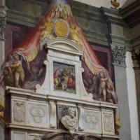 Италия. Флоренция. Базилика Санта-Кроче.Флорентийский Пантеон. :: Galina Leskova