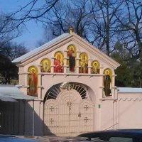 Ворота в Иоанновский женский монастырь. (Санкт, петербург, 03.04.2018). :: Светлана Калмыкова