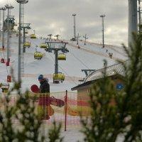 лыжный парк :: Андрей Иванов