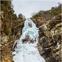 водопад Буравидон IMG_1006 :: Олег Петрушин
