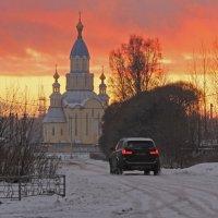 Храм Благовещения Пресвятой Богородицы :: skijumper Иванов