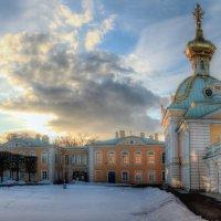 В Петергофе :: Сергей Григорьев