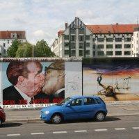 Берлинская стена :: Владимир Леонтьев