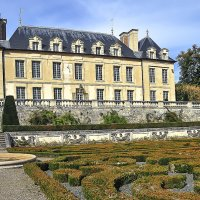 Замок г. Овер-сюр-Уаз (Auvers-sur-Oise) :: Георгий