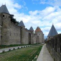 Крепость Каркассон (Франция) :: Алла Захарова