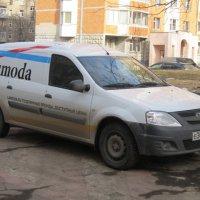 Развозной автомобиль :: Дмитрий Никитин