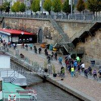 Велопробег в Праге :: Ольга Маркова
