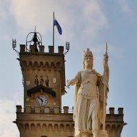 Статуя Свободы :: Natali Positive