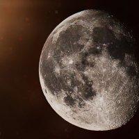 Луна :: Антон Орловецкий