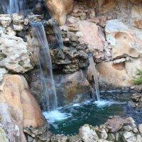 Апрельские водопадики :: Леонид