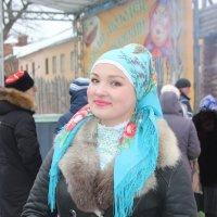 русская женщина :: Дмитрий Солоненко