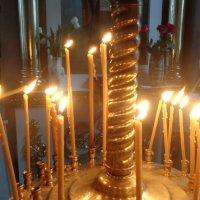 Чем ругаться на темень, лучше зажечь свечу( Рузвельт) :: Алекс Аро Аро