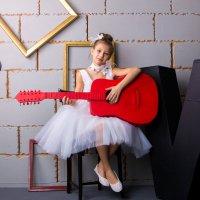 Гитара :: Анна Кузнецова