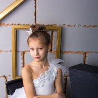 белый лебедь :: Анна Кузнецова