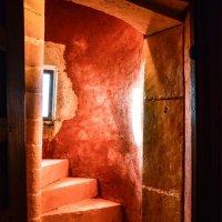 лестница в башни 15-ого века замка Де Ла Валлюэрь (Valluere) :: Георгий