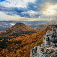 Горы :: Денис Будняк