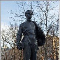 Ленин в Огородной Слободе :: Михаил Розенберг