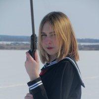 Настя :: Дарья Лаврухина