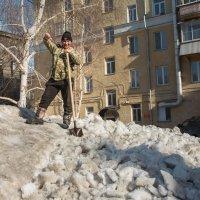 борьба со снегом :: cfysx