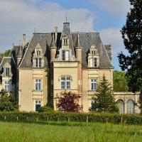 замок Сулж/Уетт (chateau de Soulge-sur-Ouette) :: Георгий А