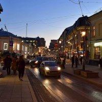 Московский переулок :: dindin