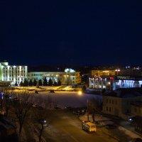 ночной город :: Галина Кубарева
