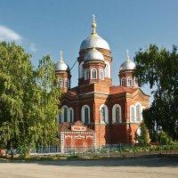 Храм Воскресения Христова. Пугачев. Саратовская область :: MILAV V
